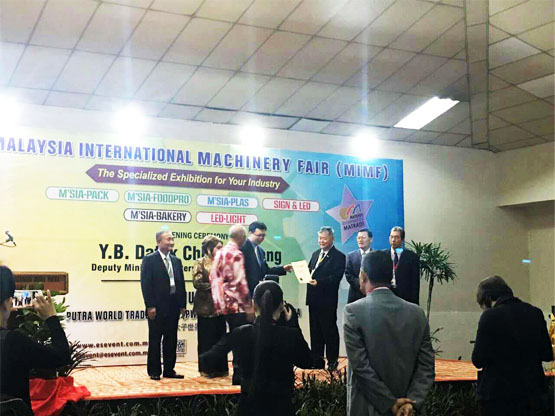 第27届马来西亚国际广告及LED展现场