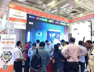 2016年 印度新德里广告展Media Expo
