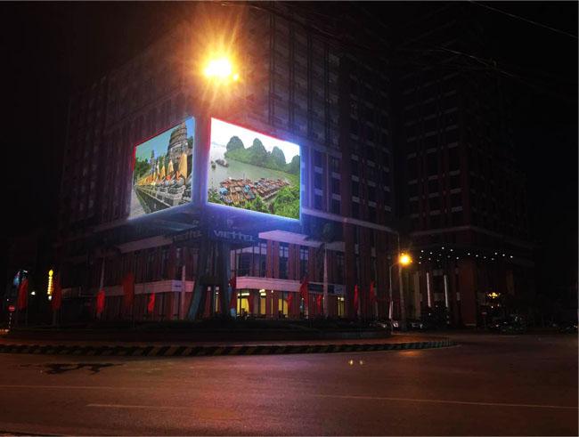 千赢国际娱乐qy288越南P10户外全彩LED千赢国际官网