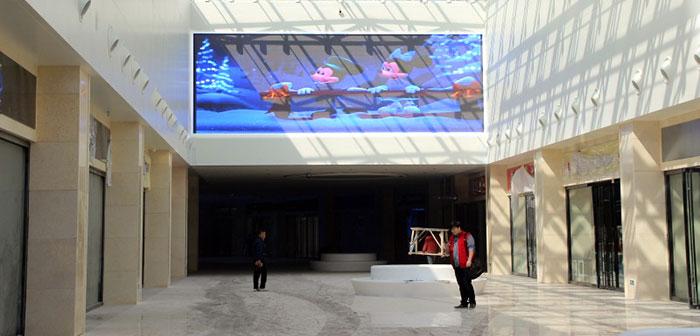 4种LED全彩露示屏888真人官网尺寸及运用分类