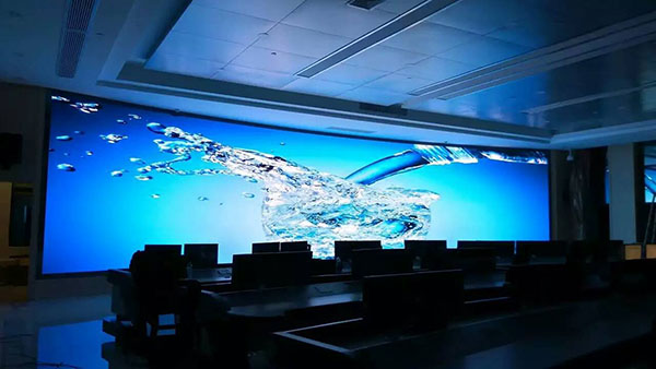 LED显示屏展示效果