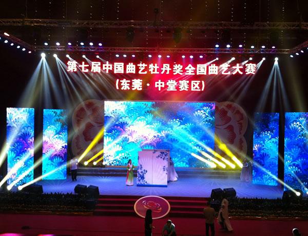 LED租赁舞台演出屏需要注意什么问题