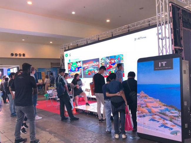大显身手,联诚发惊艳马来西亚未来印刷与科技展!