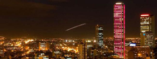 飞行16900公里,只为哥伦比亚国际展