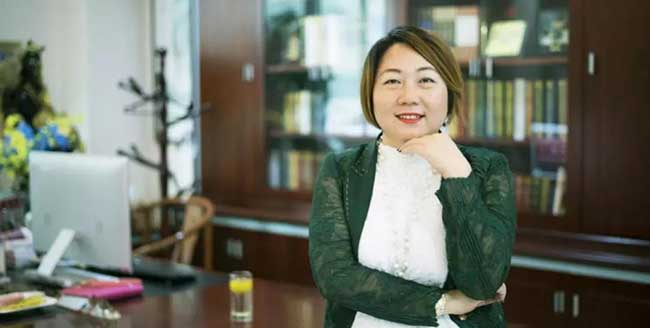 不驰于空想,不骛于虚声,她诠释了女性企业家的独特魅力