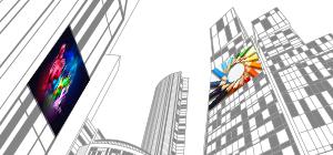 """拥有""""造风""""能力的LED显示屏厂家才能引领行业发展"""